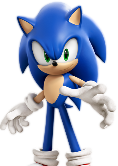 image of Sonic The Hedgehog Kidding