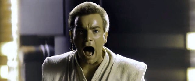 Image result for obi-wan noooooooo