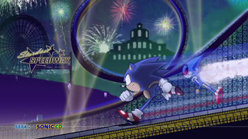 image of Sonic CD (JP) Level Clear