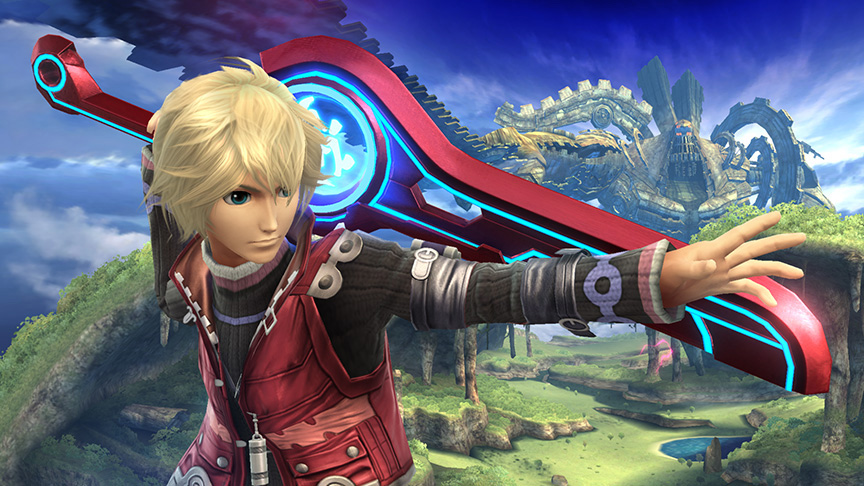 image of Now, It's Shulk Time!