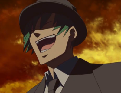 image of Hazama Laugh