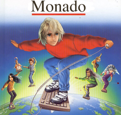 image of Monado Boy!
