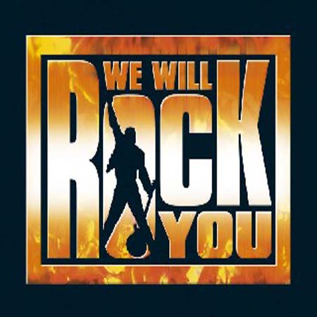 image of !!We will rock you!! short