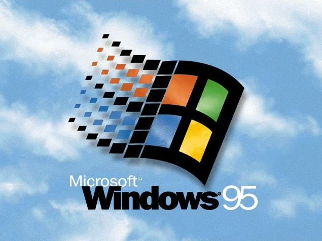 image of Windows 95