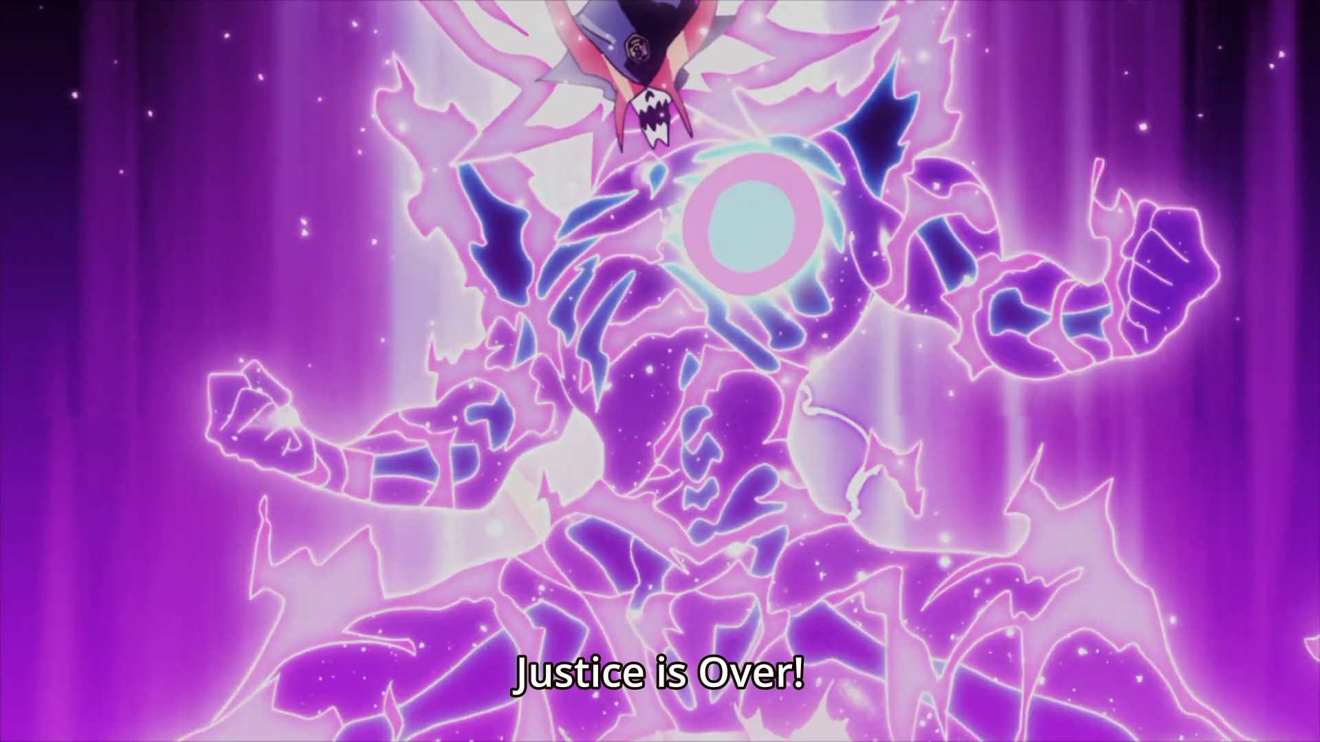 image of OVER JUSTICE