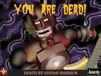 image of You are dead