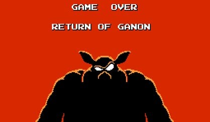 image of Return Of Ganon