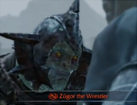 image of Zugor The Wrestler. Part 4.